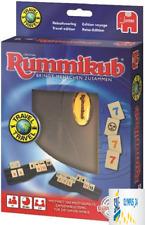 Jumbo Spiele Rummikub Kompakt-Spiel - Der Spieleklassiker Als Reise-Edition - Ge