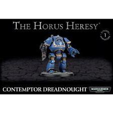 Warhammer 40K trahison à Calth Space Marine contemptor Dreadnought Horus Hérésie