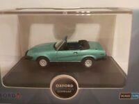 Triumph, TR7, Convertible - Blue , Model Cars, Oxford Diecast