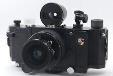 RARE!!EXC+++++ TOMIYAMA ART PANORAMA 170 W/ NIKKOR SW 90mm f/8 Lens Set, Finder