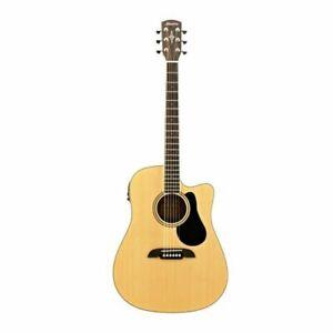 Alvarez Regent Series RD26CE Acoustic-Electric Dreadnought Guitar with Cutaway
