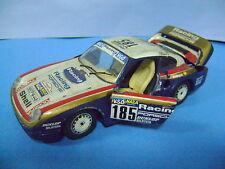 BURAGO PORSCHE 959 RACING  1/24 metallo made italy