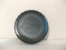 Genuine Vintage TOPCON Body cap for RE super or exakta cameras.