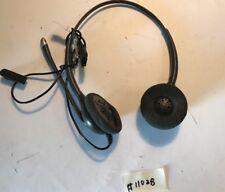 - Plantronics HW261N SupraPlus Binaural Ultra Noise-Canceling WideBand Headset
