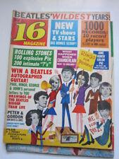 16 11/64 Beatles Rolling Stones PJ Proby Lesley Gore Dusty Springfield