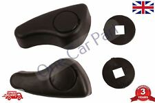 Pair Renault Kangoo Trafic II Adjustable Seat Lever Seat Handle FRONT LEFT+RIGHT