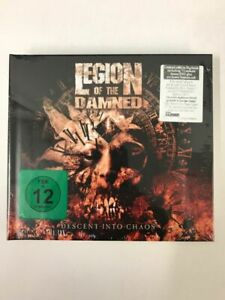 Descent Into Chaos (Ltd Deluxe Edition) Legion of the Damned:
