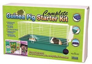 Ware Manufacturing Home Sweet Home FM Browns Guinea Pig Cage Starter Kit