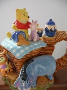winnie the pooh tea pot picnic Limited Edition