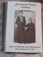 Zomermaand Family Cookbook First Edition 2007