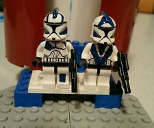Lego Star Wars Echo & Fives 501st ARC Troopers Custom Clone Wars Characters