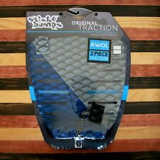 Sticky Bumps Awol Surf Traction Navy/Grey