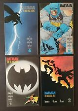 BATMAN: THE DARK KNIGHT RETURNS #1-4 (DC, 1986) COMPLETE SET OF 1ST PRINTS! NM