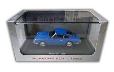 PORSCHE 901 1964 - SCALA 1:43 - PORSCHE 911 COLLECTION EDITIONS ATLAS