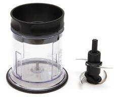 Ninja Master Prep QB1004 16 oz Food Processor Bowl + Splash Guard + Blade