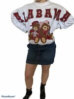 Vintage Teddy Bear Alabama sweatshirt Size L