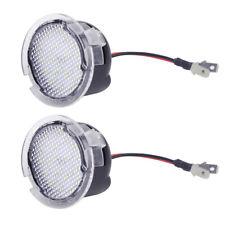 2stk LED Seitenspiegel Pfütze Lichter für Lincoln MKZ MKS MKX MKT Navigator LS