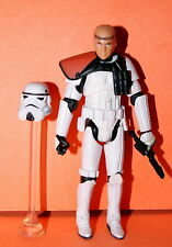 STAR WARS 30TH BASSO STORMTROOPER LOOSE COMPLETE