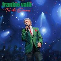 FRANKIE VALLI 'Tis The Seasons CD BRAND NEW Christmas Album