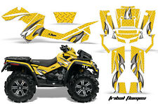 CanAm Outlander XMR Graphic Kit 500/800 AMR Decal ATV Sticker Part TRIBAL YL