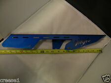 KAWASAKI ZX6R ZX 6R NINJA CHAIN GUARD BLUE 1995 1996 1997 1998