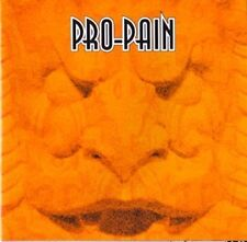 PRO-PAIN 1998 (CD) metal core US - Get real, Time,...