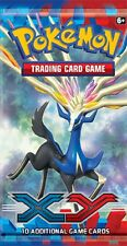 10x English Xy Pokemon pack Booster Packs Sealed!