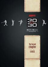 ESPN - 30 For 30 - The Second Chapter (DVD, 2013, 6-Disc Set) - Brand New!