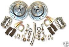 """1964-73 Mustang Front Big Brake System 13"""" Rotors"""