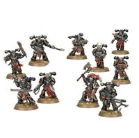 10-man Chaos Space Marines unit - Chaos Space Marines - Warhammer 40k