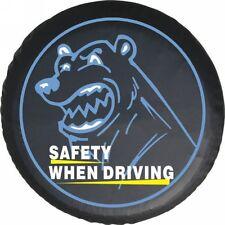 "Toyota RAV4 Honda CRV CR-V SUV Spare Tire Tyre Cover Case Protector Bear 28""29""M"
