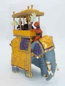 William Britains Delhi Durbar The State Elephant of The Nizam of Hyderabad 40186