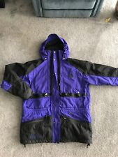 Vintage North Face Mens Steep Tech Jacket Purple Black Extra Large Xl