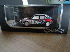 Hpi-racing 1/43 Lancia Delta Integrale 16v J. Kankkunen Safari 1991 Rare N°8228