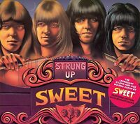 SWEET - STRUNG UP (NEW EXTENDED VERSION)  2 CD NEU