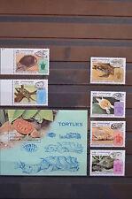 Kambodscha 1998 Schildkröten Meeresleben postfrisch **