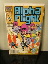 Marvel Alpha Flight 43 Bagged Boarded~