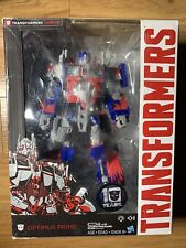 Transformers Movie 10th Anniversary Leader Class Optimus Prime Amazon Exclusive