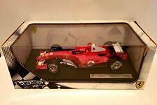 HotWheels Ferrari F2005 1/18 M.Schumacher 2005 New