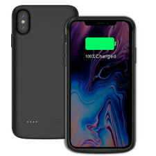 External Backup Power Bank Battery Charger Adapter Case For iPhone XS Max / Xr