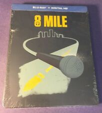 8 Mile [Limited STEELBOOK Edition ] (Blu-ray Disc)  NEW