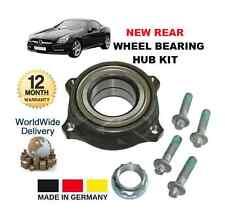Pour Mercedes Benz SLK Convertible R172 2011-- > Neuf Roue Arrière Kit Roulement