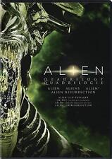 Alien Quadrilogy (Bilingual) Movies DVD FREE SHIPPING - FREE SHIPPING