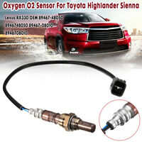 4 Wire Oxygen O2 Sensor Upper For Toyota Highlander Sienna Lexus RX330