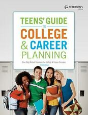 Brand new Teens' Guide to College and Career Planning by Peterson's