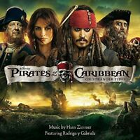 Pirates of the Caribbean 4: On Stranger Tides [CD]