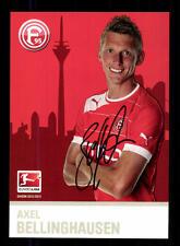 Axel Bellinghausen Autogrammkarte Fortuna Düsseldorf 2012-13 Original + A 147581