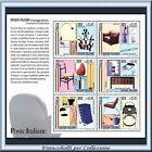 2000 Italia Repubblica Foglietto Design Italiano n. 26 Nuovo Integro **