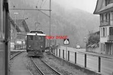 PHOTO  SWITZERLAND LOCO NO 908 KAISERSTUHL 15TH OCT 1973