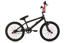 """BMX Freestyle 20"""" BMX Rad Dynamixxx Kinderrad 360 Rotor 4 Pegs Rot 536B"""